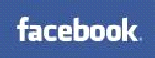 Facebook logo and link